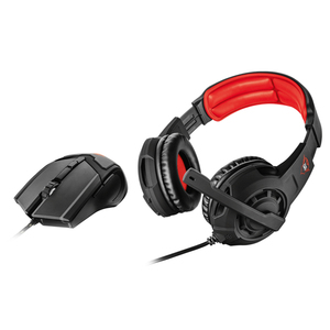 DIADEMA Y MOUSE GXT 784 GAMING (ALAMBRICO, 3.5MM)