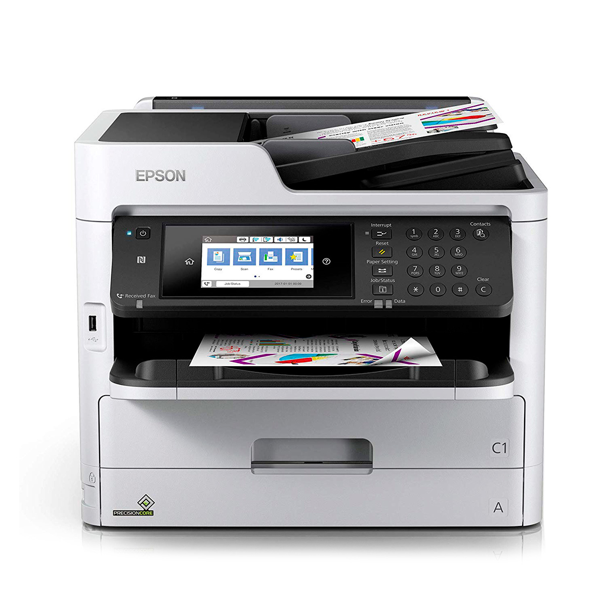 IMPRESORA EPSON WORKFORCE PRO WF-C5790 MFP