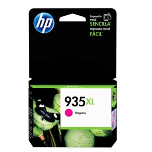 CARTUCHO HP MAGENTA 935 XL